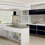 383888 Cozinha branca aconchegante como decorar fotos 7 150x150 Cozinha branca aconchegante: como decorar, fotos