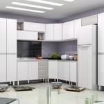 383888 Cozinha branca aconchegante como decorar fotos 8 150x150 Cozinha branca aconchegante: como decorar, fotos