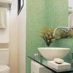 384657 Revestimento para banheiro 150x150 Revestimentos para banheiro: fotos
