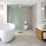 384657 Revestimento para banheiro 3 150x150 Revestimentos para banheiro: fotos