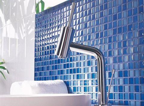 384657 Revestimento para banheiro 9 Revestimentos para banheiro: fotos