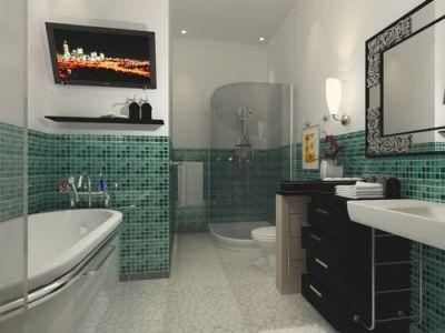 385238 como decorar banheiros dicas modelos fotos 11 Como decorar banheiros   dicas, modelos, fotos