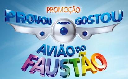 385897 promocao provou gostou Promoção Avião do Faustão 2012: como participar, prêmios