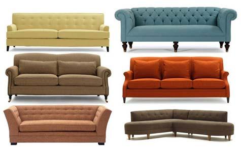 386367 sofas Sofás de fábrica SP