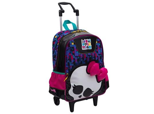 386771 Mochilas Monster High preço 3 Mochilas Monster High: preço