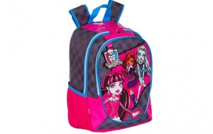 Mochilas Monster High: preço