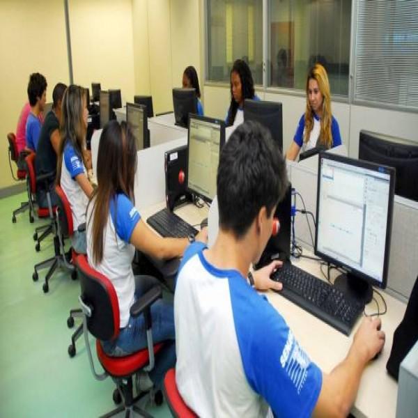38688 alunos senais rs 600x600 SENAI RS: Cursos Gratuitos em Porto Alegre POA