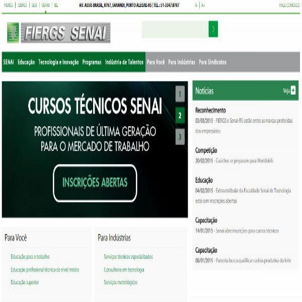 38688 cursos tecnicos senais rs porto alegre 600x600 SENAI RS: Cursos Gratuitos em Porto Alegre POA