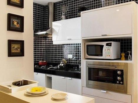 387030 Revestimento de cozinha com pastilhas de vidro dicas 1 Revestimento de cozinha com pastilhas de vidro: dicas