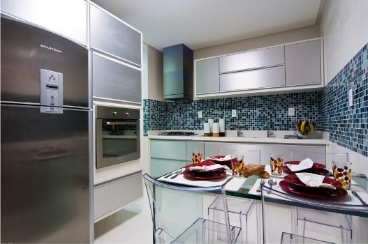 387030 Revestimento de cozinha com pastilhas de vidro dicas 2 Revestimento de cozinha com pastilhas de vidro: dicas