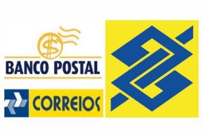 387270 bb postal Banco postal, Correios e Banco do Brasil
