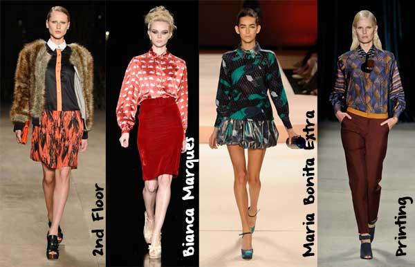 387918 colarinhos Principais Tendências do Fashion Rio Outono/Inverno 2012