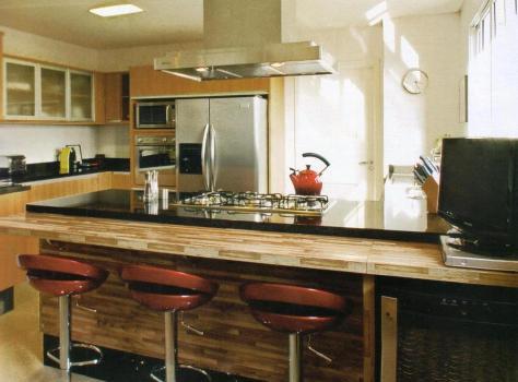 388460 Cozinha com ilha e cooktop dicas fotos 3 Cozinha com ilha e cooktop: dicas, fotos