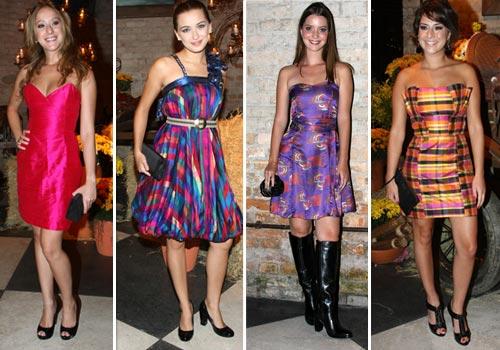 388866 vestidos festa curto 2012 Vestidos curtos – tendências