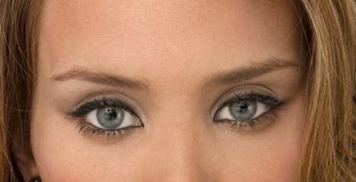 388912 detalhe olhos look 1 Olhos pequenos, como maquiar