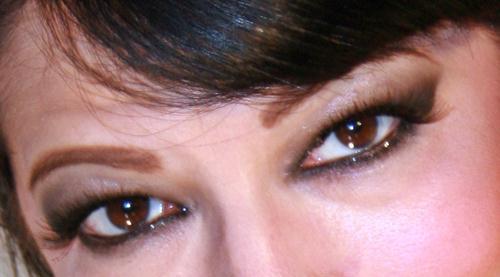 388912 maquiagem olhos pequenos 2 Olhos pequenos, como maquiar