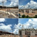 389128 Arena Pantanal Cuiabá 150x150 Copa 2014   Veja como estão os estádios