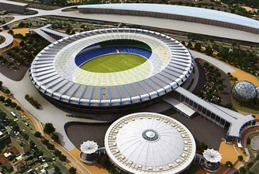 389128 Copa 2014 – Veja como estão os estádios Copa 2014   Veja como estão os estádios