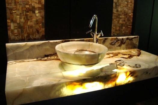 389373 Banheiros decorados com granito fotos 2 Banheiros decorados com granito: fotos
