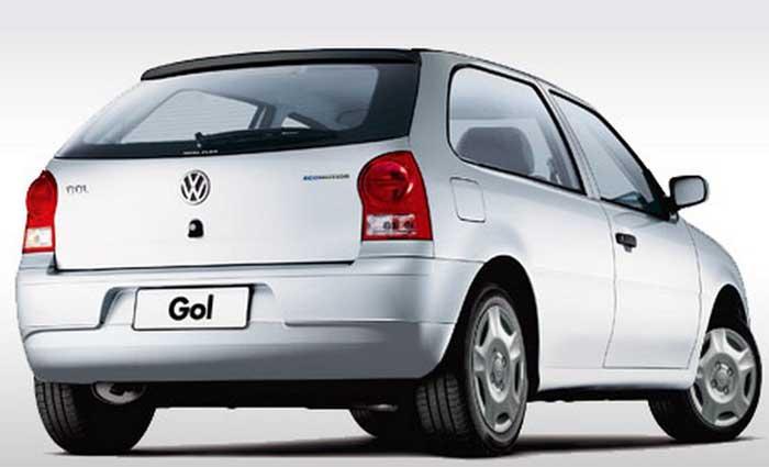 389574 Gol Ecomotion 2011 Consumo traseira Carros que menos consomem combustível