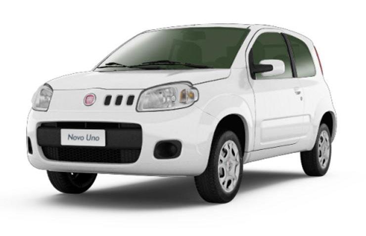 389574 novo uno economy Carros que menos consomem combustível