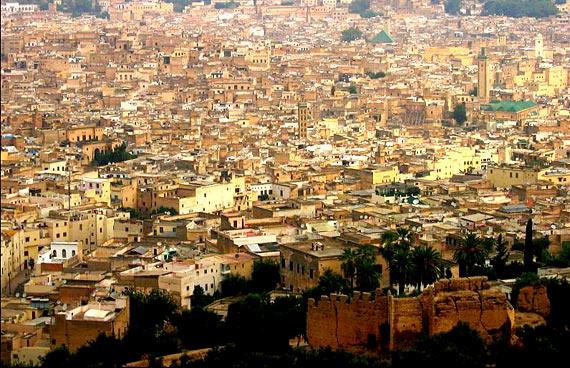 389904 Fez Marrocos Lugares românticos: fotos