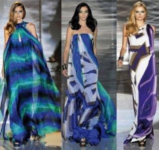 389961 2 Vestidos longos   Verão 2012