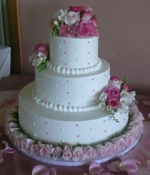 389962 bolo de casamento 01 Bolo de casamento: fotos, passo a passo