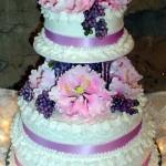 389962 bolo de casamento 02 150x150 Bolo de casamento: fotos, passo a passo