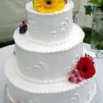 389962 bolo de casamento 05 150x150 Bolo de casamento: fotos, passo a passo