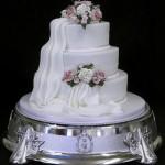 389962 bolo de casamento 31 150x150 Bolo de casamento: fotos, passo a passo