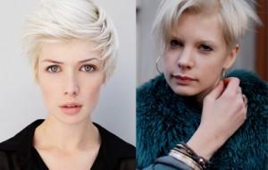 Cabelos loiros platinados – fotos, tendência verão 2012