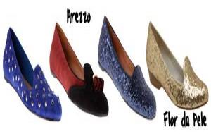Tendências em Sapatos para o Inverno 2012