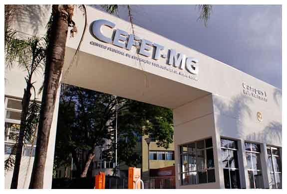 39165 CEFET MG Escolas Técnicas em Minas Gerais – BH 02 CEFET MG Escolas Técnicas em Minas Gerais – BH