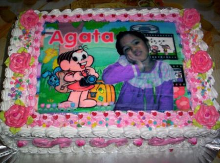 392129 bolo aniversario infantil com foto da crianca dicas 2 Bolo de aniversário infantil com a foto da criança   Dicas