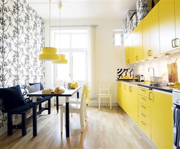 392384 Papel de parede para cozinha lavável Papel de parede para cozinha lavável