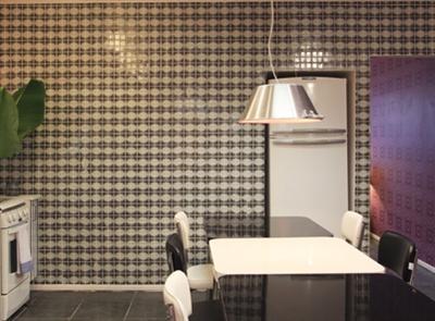 392384 Papel de parede para cozinha lavável1 Papel de parede para cozinha lavável