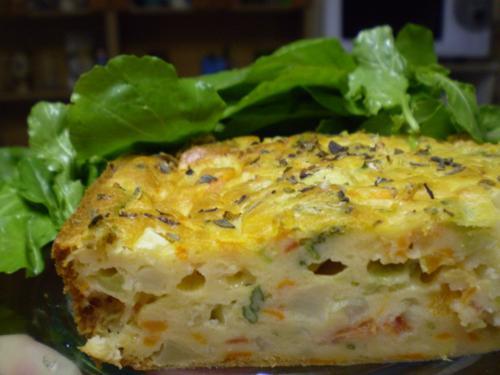 392462 torta de legumes mais sabor e divers%C3%A3o %C3%A0 sua mesa Torta de legumes