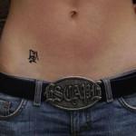 392551 tatuagens femininas delicadas e pequenas 7 150x150 Tatuagens femininas delicadas  fotos