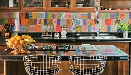 393074 6557462 Bancada da cozinha: como decorar