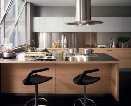 393074 materiais preferidos para bancadas da cozinha Stainless Steel Countertops Modern Kitchen Design Bancada da cozinha: como decorar
