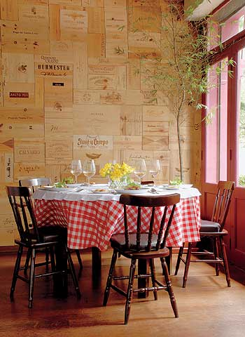 393090 01 Decoração de paredes com madeira   dicas e fotos