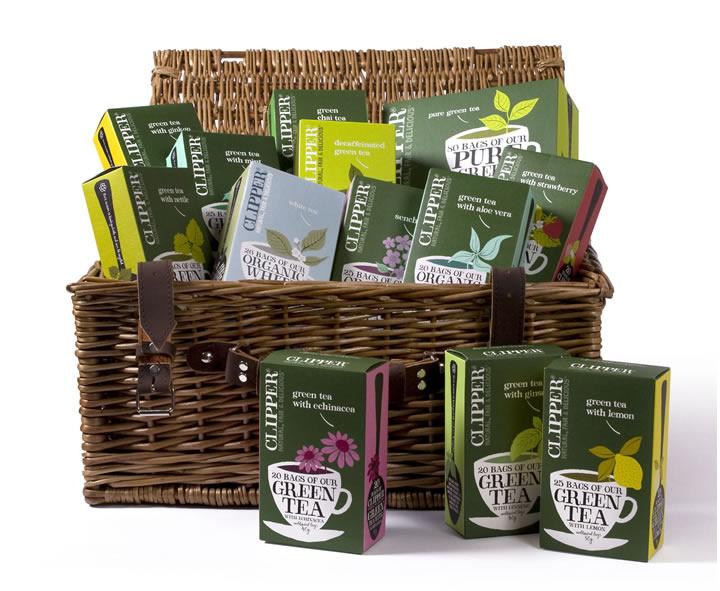 393353 Clipper tea Onde conseguir amostras grátis em 2012