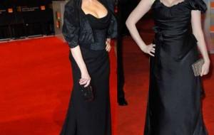 BAFTA 2012: Looks das Celebridades