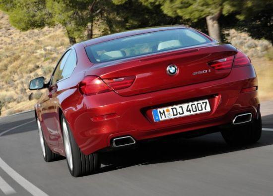 393578 bmw serie 6 coupe no brasil fotos precos 3 BMW Série 6 Coupe no Brasil   Fotos, preço