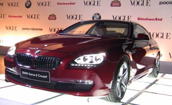 393578 bmw serie 6 coupe no brasil fotos precos BMW Série 6 Coupe no Brasil   Fotos, preço