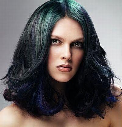 393636 mechas em cabelos pretos qual cor usar como fazer Mechas em cabelos pretos: qual cor usar, como fazer