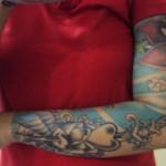 393761 1 150x150 Tatuagens para fechar o braço: fotos