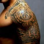 393761 arm tattoos guys 3 150x150 Tatuagens para fechar o braço: fotos