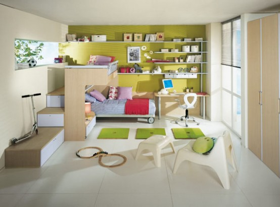 394238 um quarto pequeno e oragnizado Quarto de criança organizado: dicas, como manter
